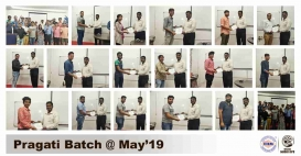 Pragati Batch May 2019